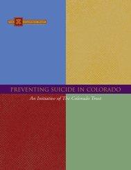 SuicideBrochureFinal (Page 2) - The Colorado Trust
