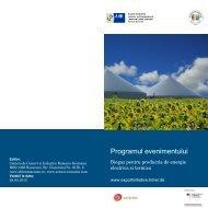 Biogaz pentru productia de energie electrica si ... - AHK Rumänien