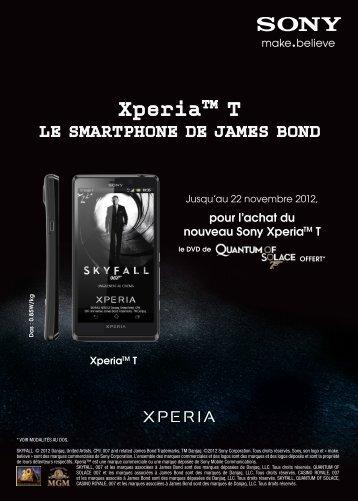 XperiaTM T - Orange mobile