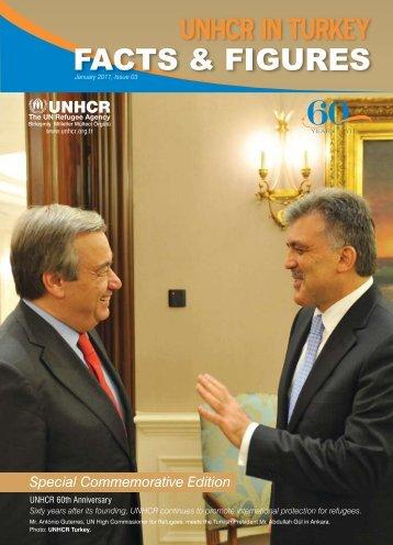 Special Commemorative Edition - UNHCR