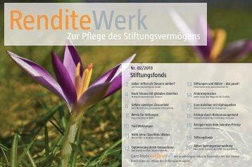 RenditeWerk 02 2013