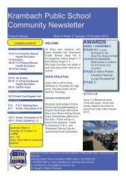 05 Term 4 Week 2 16 October 2012 Week 45 [pdf, 2 MB] - Krambach ...