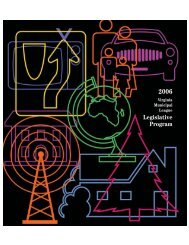 Legislative Program