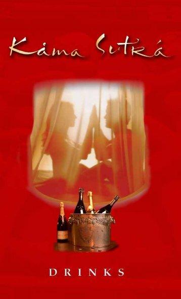 White Wines - Kama Sutra Restaurant Group