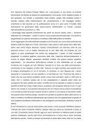 Continua a leggere... - Fondazione Corrente