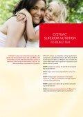 CYSTILAC® DRAW A DEEP BREATH - Milupa Metabolics - Page 2
