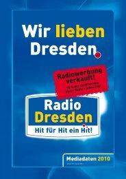 Mediadaten 2010 - Radio Leipzig