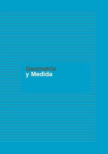 Geometría y Medida - Escritorio de Educación Rural
