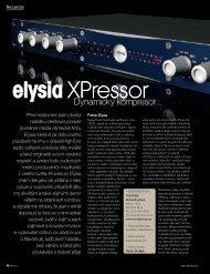 Dynamický kompresor - Elysia