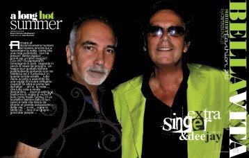 bella vita 1.cdr - Donna Impresa Magazine