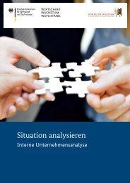 Interne Unternehmensanalyse - Kompetenzzentrum ...