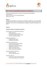 Revit I: Diseño integrado BIM en proyectos de arquitectura - coam