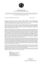 tender notice for 100-150 mw dual fuel (hfo/gas) - BPDB