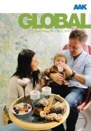 Global Magazine - AAK
