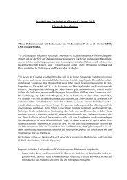 Protokoll zum Fachschaftstreffen am 17. Januar 2012 Thema ...