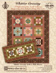 to download the 'Whittier Crossing' - Stitch-N-Frame