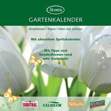 Celaflor Gartenkalender NEU - Schauer GmbH