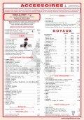 82100 CASTELFERRUS - FRANCE Tél. 05 63 95 ... - Serge Dutouron - Page 7