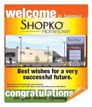 Shopko section - Advertiser Community News