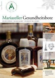 Mariazeller-Gesundheitsbote-Winter-2012 - Mariazellerland Blog