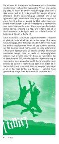 Av unge rusavhengige, for unge rusavhengige - Narcotics Anonymous - Page 4