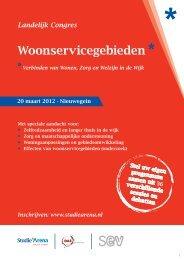 Woonservicegebieden - Dirkse Anders Zorgen