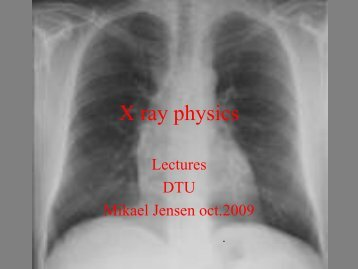 X-ray physics_dtu_09.pdf