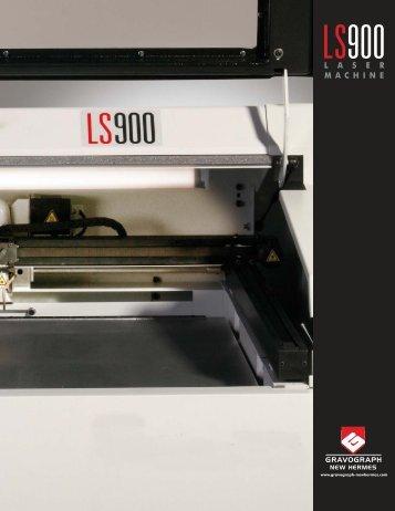 LS900 - laser systemer