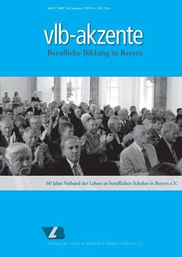 Berufliche Bildung in Bayern - Lehrstuhl für Wirtschaftspädagogik ...