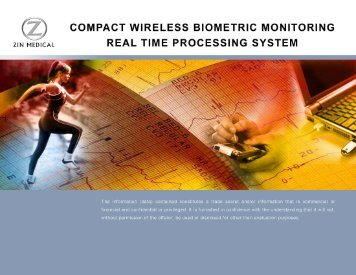 Compact Wireless BioMetric Monitoring and Real Time Processing ...