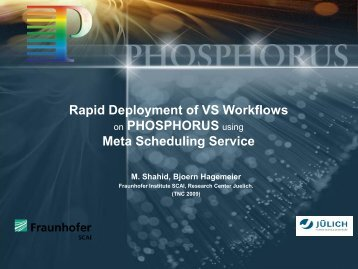 Rapid Deployment of VS Workflows on PHOSPHORUS using Meta ...