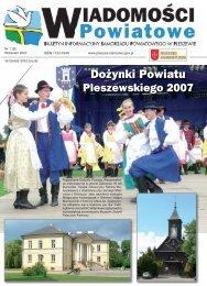 Dożynki Powiatu - Starostwo Powiatowe w Pleszewie