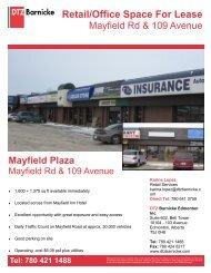 Mayfield Plaza.pdf - DTZ