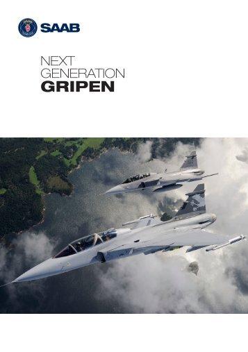 Next Generation Gripen (pdf) - Saab