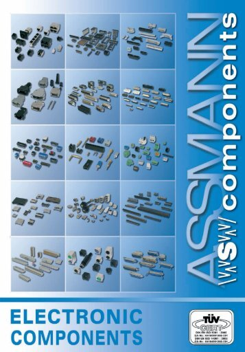 ASSMANN WSW components ELECTRONIC COMPONENTS