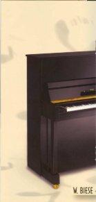 Prospekt download Biese Klaviere - Seite 4