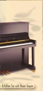 Prospekt download Biese Klaviere - Seite 5