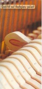 Prospekt download Biese Klaviere - Seite 7