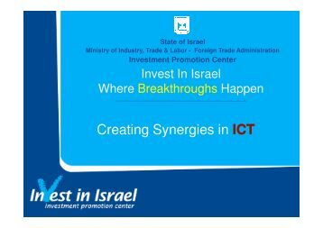 GDP - Invest in Israel