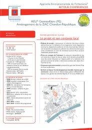 AEU® Gennevilliers - Ademe Ile de France
