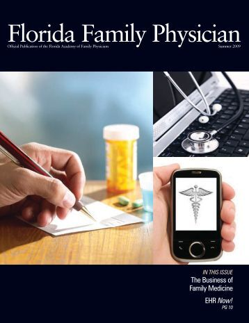 The Business of Family Medicine - Florida Academy of Family ...