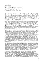 Essay Hartmut Schmidt [pdf] - der kulturchronist