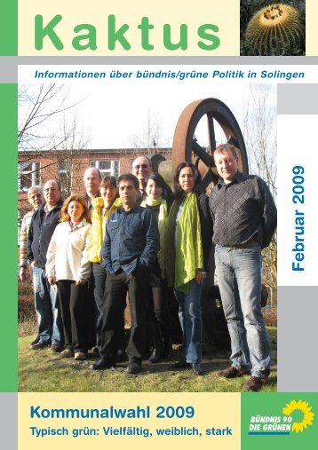 09-02 februar - Grüne Solingen