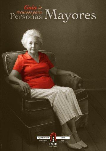 Guia personas mayores CAST.indd - Envejecimiento en red