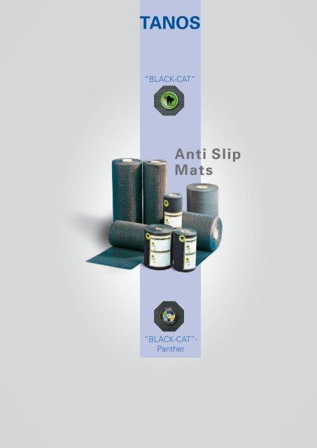 Flyer Anti-slip-mats - Tanos