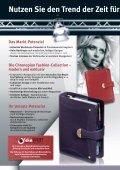 Die exklusive Chronoplan Fashion Collection – Zusatz-Umsatz von ... - Seite 2