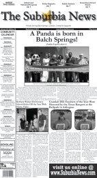 9-6-12 - Suburbia News