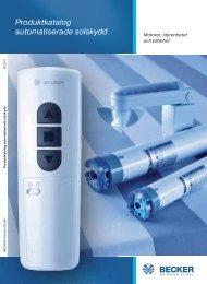 Katalog - Becker-Antriebe