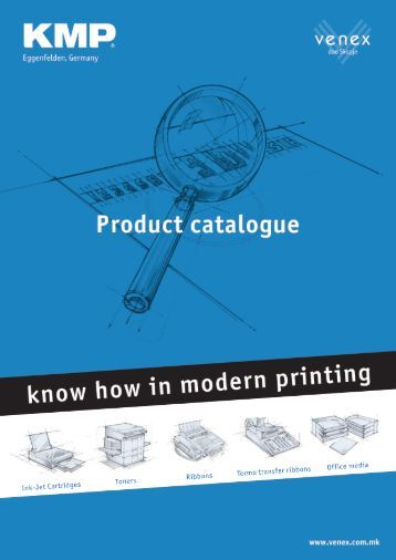 to download the complete  KMP catalogue - VENEX doo Skopje