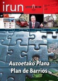 Revista Municipal - Ayuntamiento de Irun